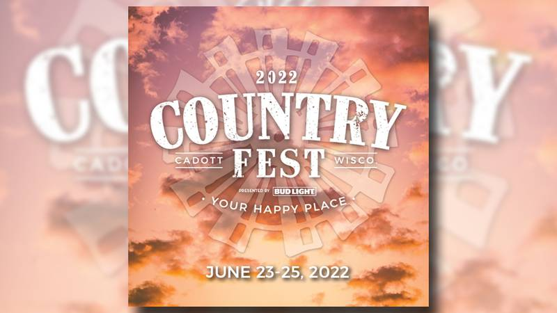 Country Fest announces its 2022 lineup.