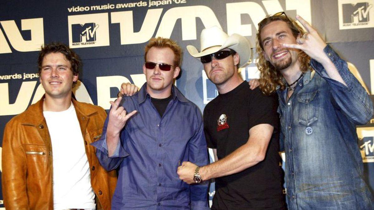 Nickelback (Source: The Associated Press)