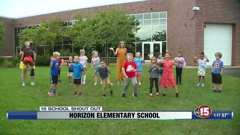 15 School Shout Out: Horizon Elementary School
