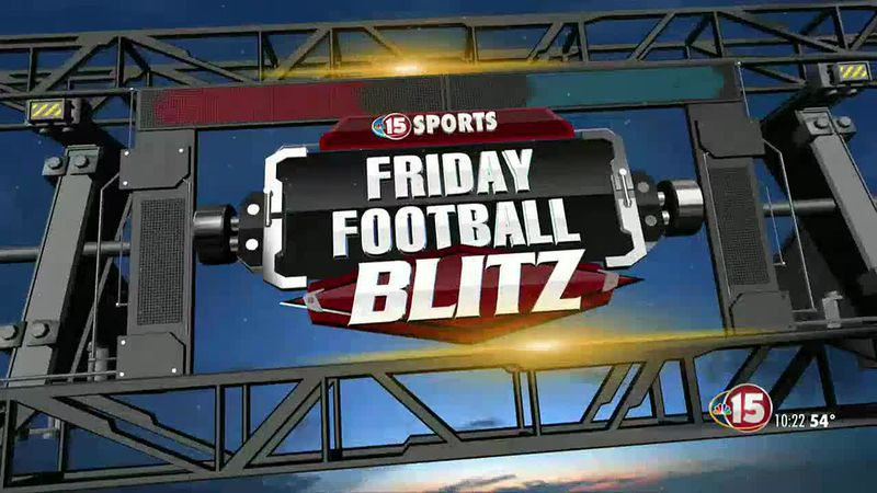 Friday Football Blitz: Week 3