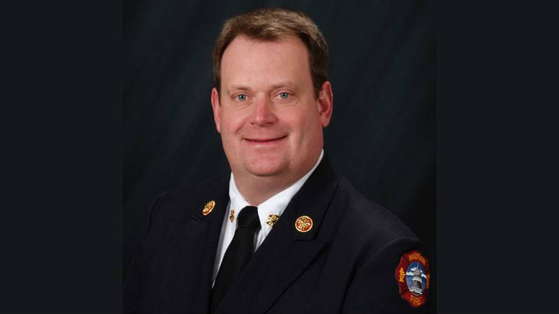 Madison Fire Chief Steven Davis (Source: Madison Fire Dept.)