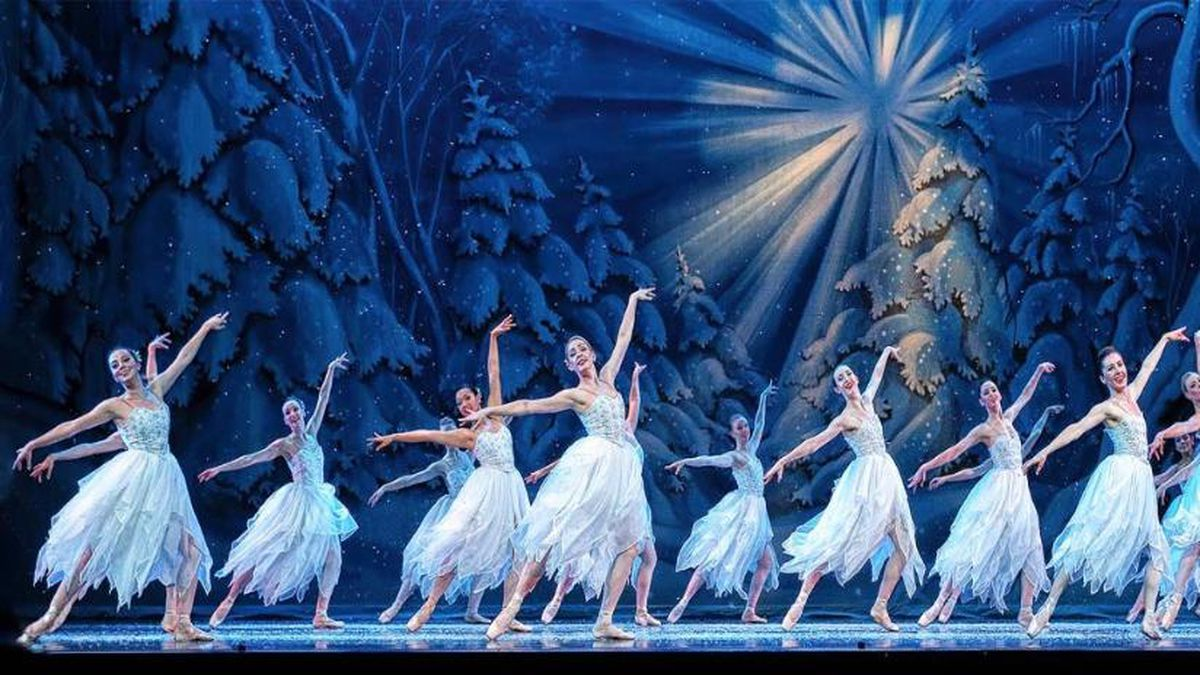 The Nutcracker Ballet Takes The Stage At The Overture Center