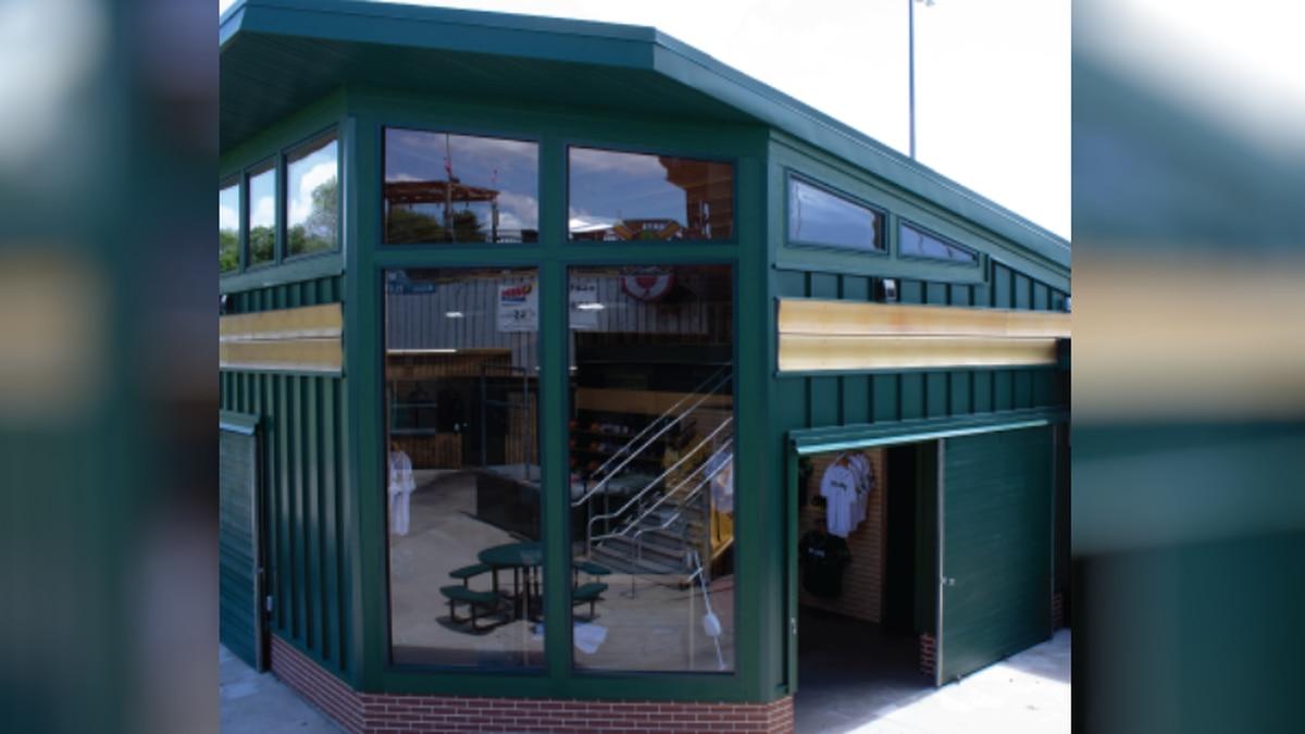 The new Duck Pond team store (Source: Madison Mallards)