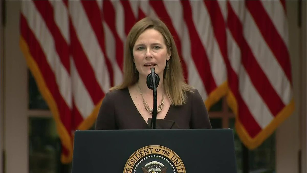 President Donald Trump nominated Judge Amy Coney Barrett to the Supreme Court on Saturday, capping a dramatic reshaping of the federal judiciary that will resonate for a generation and that he hopes will provide a needed boost to his reelection effort.