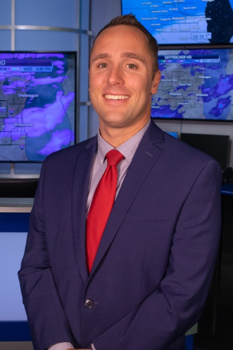 Headshot of Brian Doogs, Meteorologist
