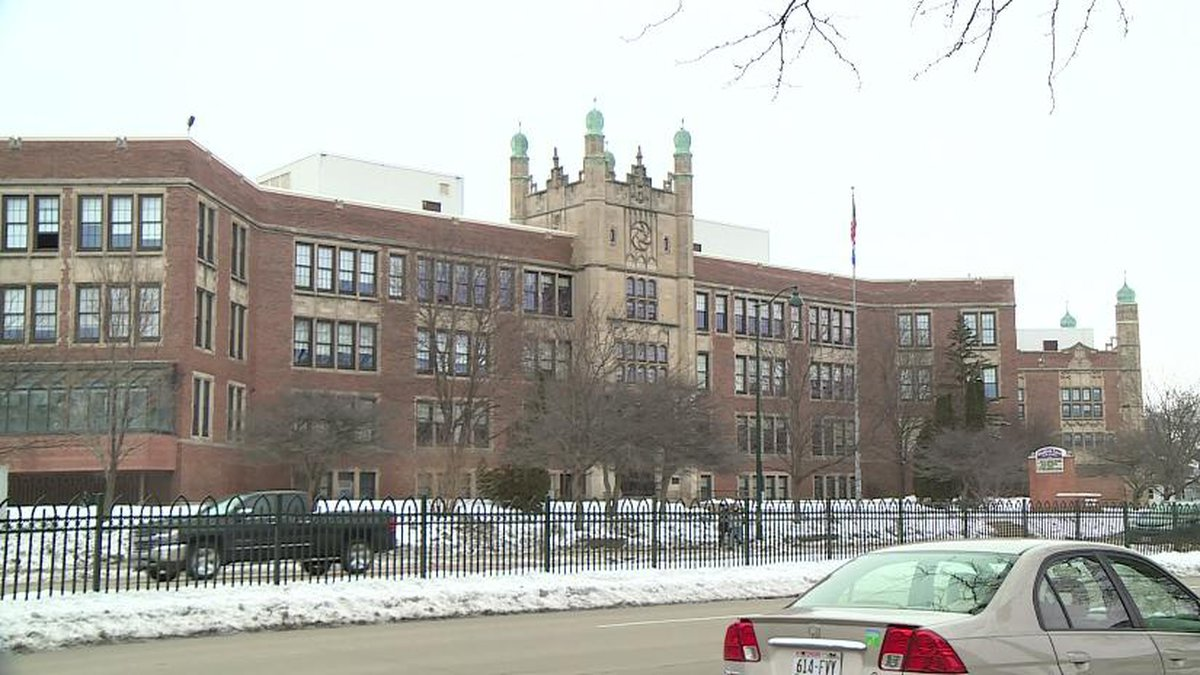 Madison East High School (WMTV)
