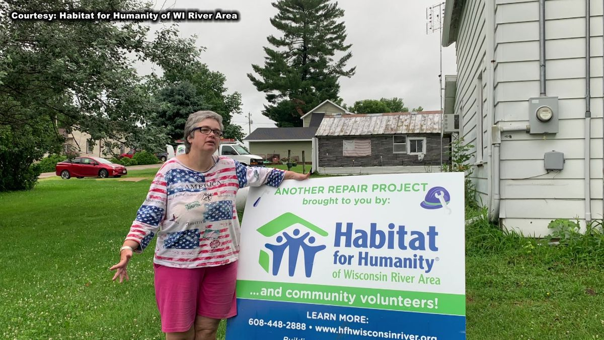 Courtesy: Habitat for Humanity of Wisconsin River Area