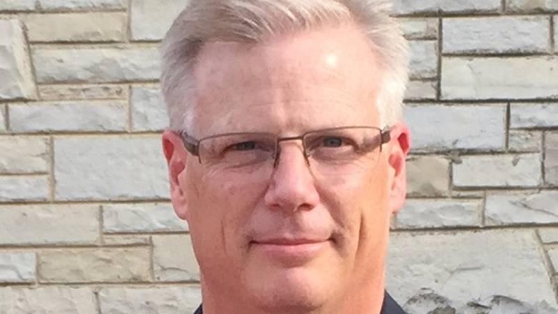 Beloit Police Chief David B. Zibolski