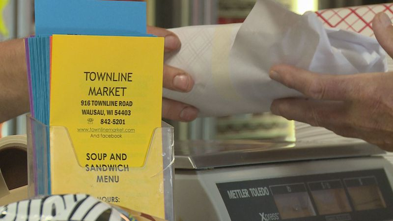 Dave Jagler, owner of TownLine Market in Wausau, says 2020 has been one of the butcher shop's...