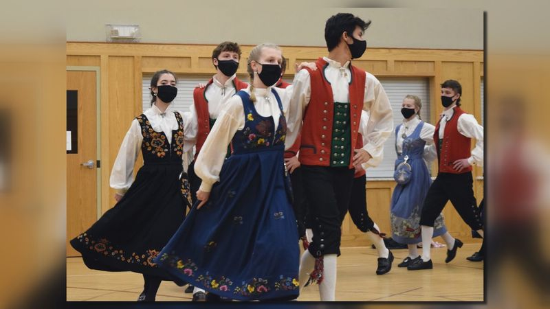 Stoughton Norweigan Dancers are hosting an online performance this Sunday.
