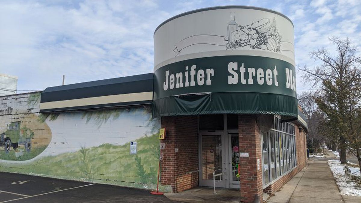 Jenifer Street Market (Source: Jonah Chester / WORT 89.9)