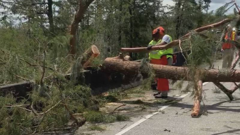 A Lake Mills man is helping Louisiana emergency management officials clean up its major...