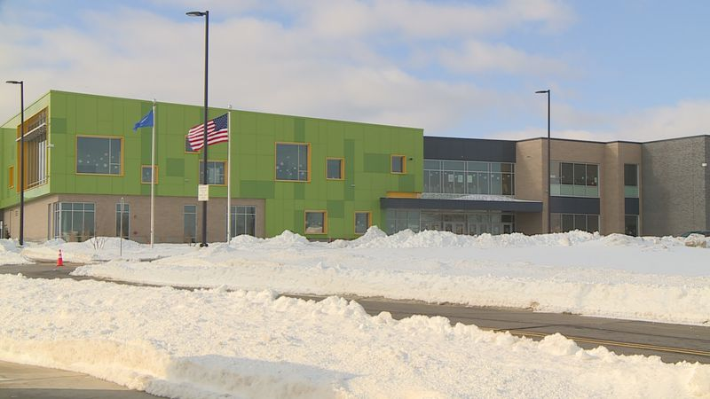 The new elementary school was set to open in the fall of 2020, but the COVID-19 pandemic...