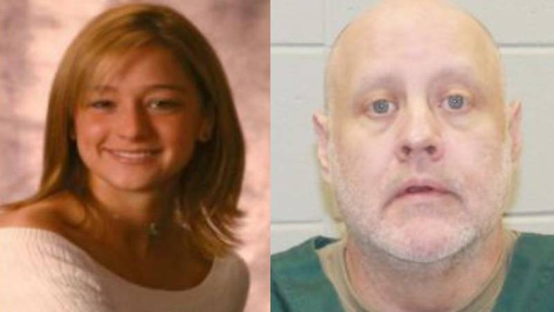 First degree homicide charges have been filed against David A. Kahl (right) in the 2008 killing...