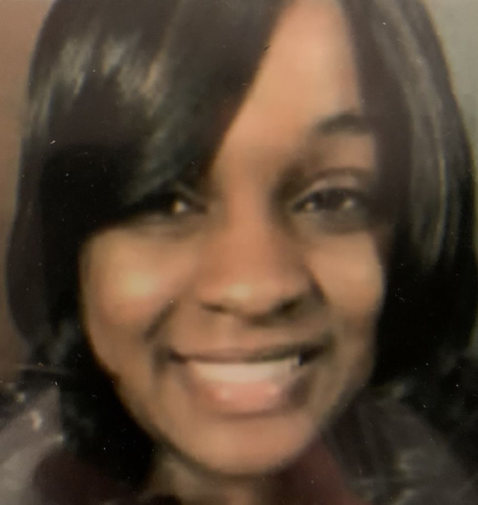 Iesha King has been missing since around 7:30 Sunday morning.