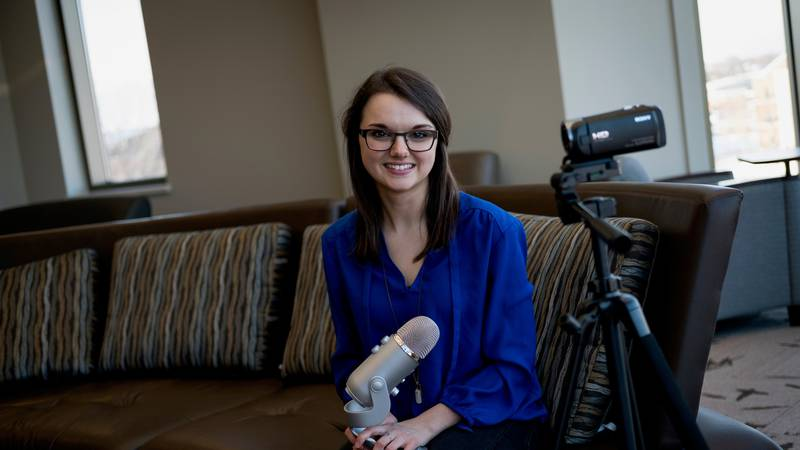 Nora Eckert followed her passion of investigative journalism, becoming a finalist for a...
