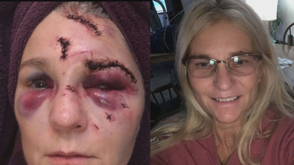 Elizabeth Easton was assaulted on Wednesday, Dec. 30 by an inmate at CCI