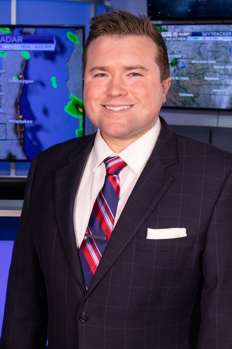 Headshot of James Parish, Meteorologist