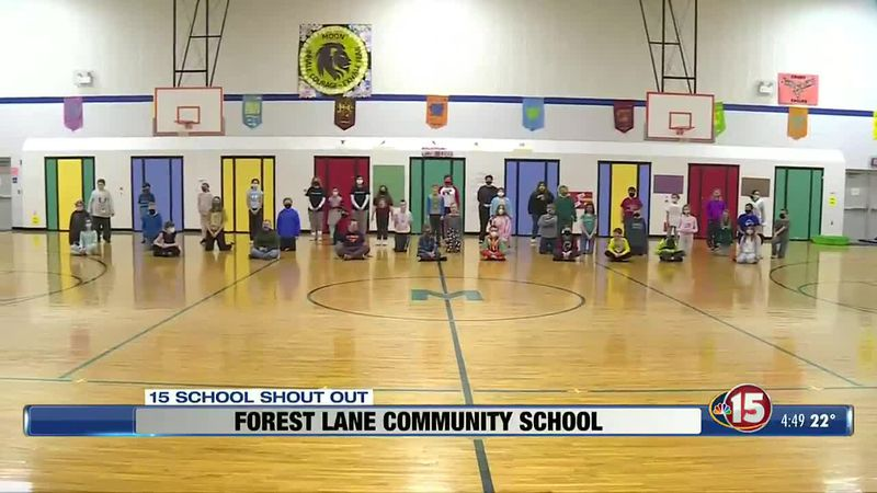 This NBC15 School Shout Out comes from Forest Lane Community School in Montello.