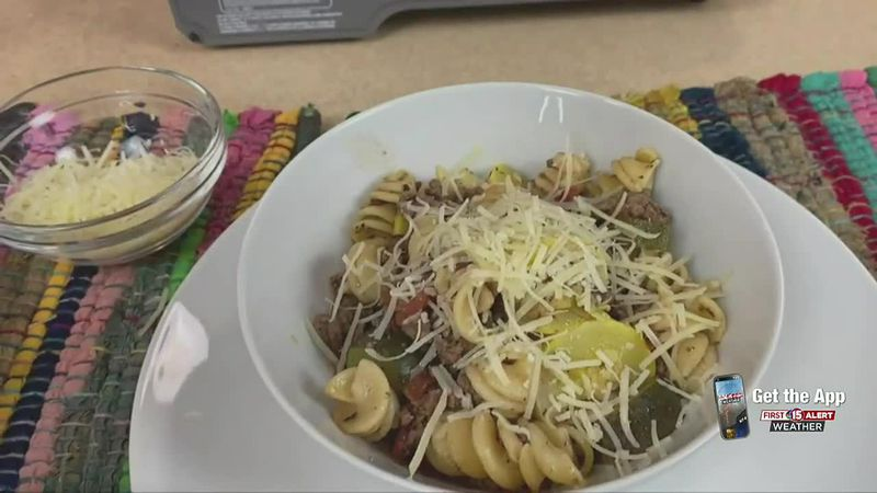 Wisconsin Beef Council: One-Pot Pasta Dishes