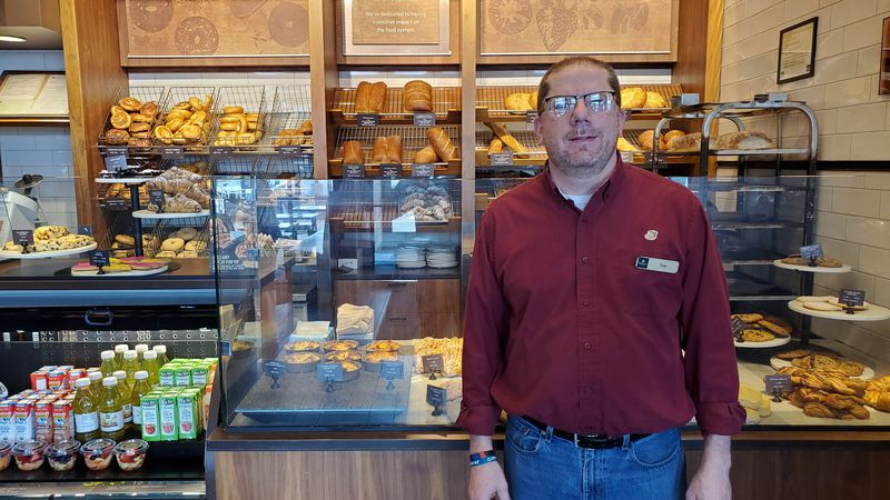 Widner has been running the restaurant since it first opened in Janesville eight years ago