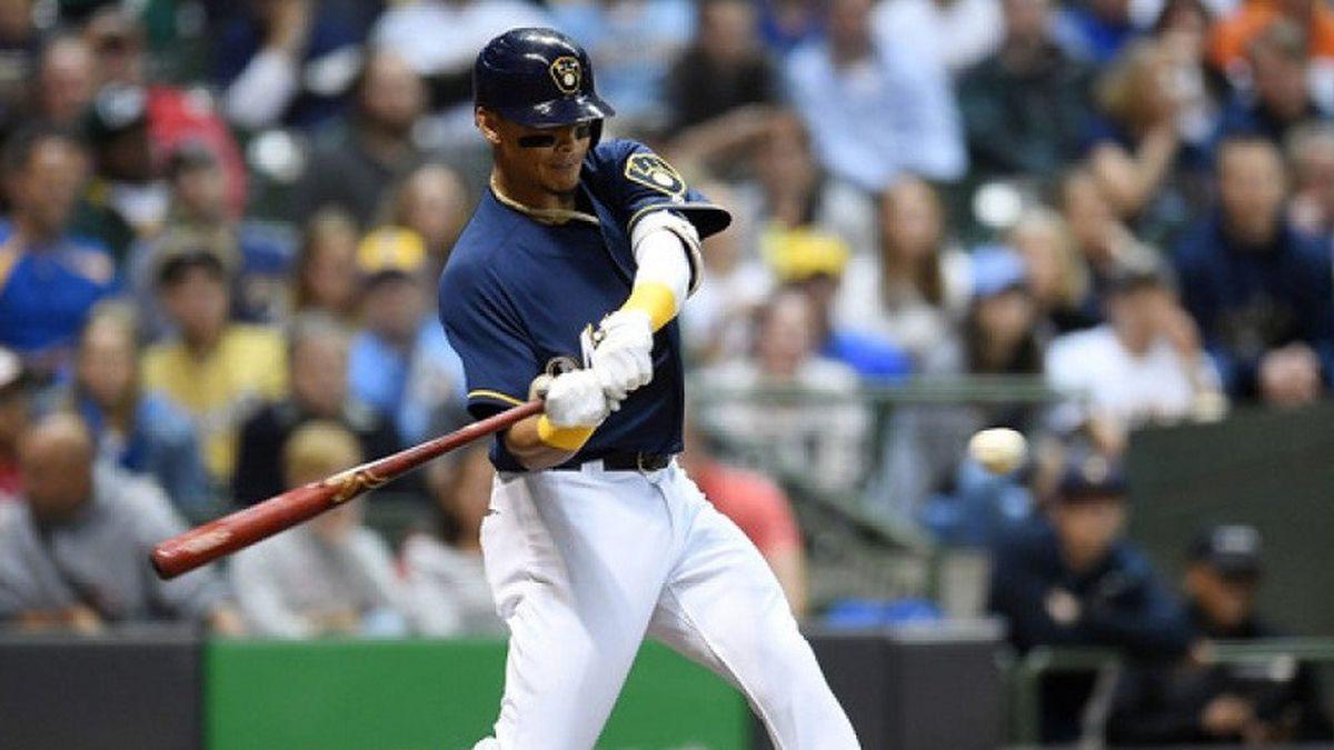 Milwaukee shortstop Orlando Arcia