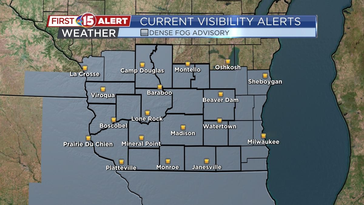 Dense Fog Advisory until 10AM
