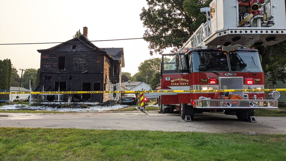 Orangeville fatal fire