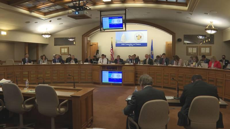 Legislators debate Gov. Evers's provisions in his budget proposal