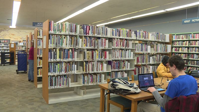 In-person services will include library browsing and self-pickup holds.