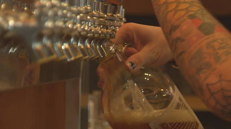 The brewing company announces new owner after 8 years in business.