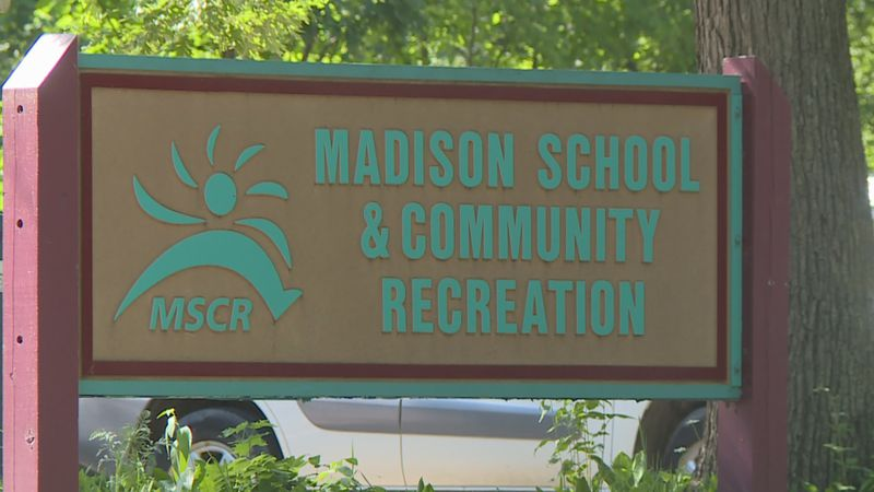 The school district argues it is following guidelines from local public health officials.