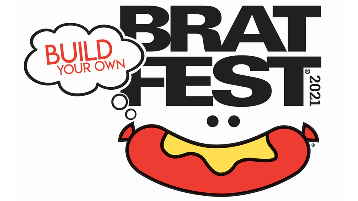 2021 Bring Your Own Bratfest logo