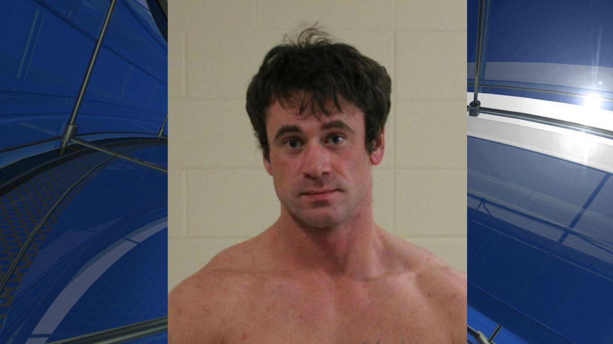 Mugshot of Bryant Matti from the Grant County Jail