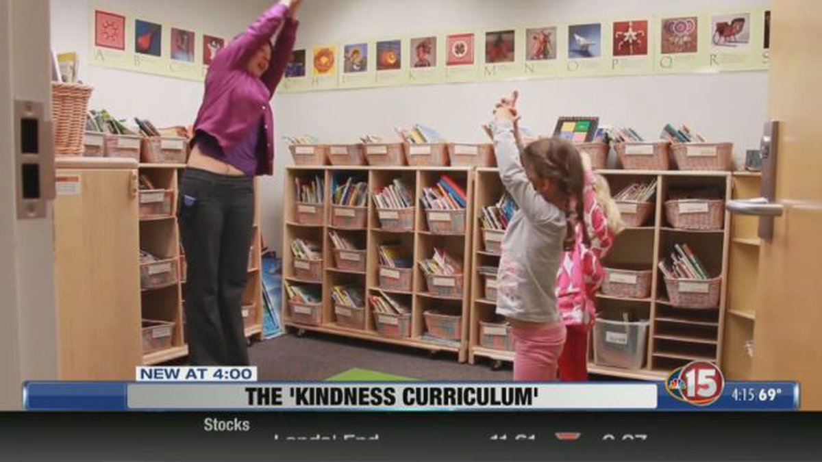 """UW-Madison's Center for Healthy Minds offers a free download of the """"Kindness..."""