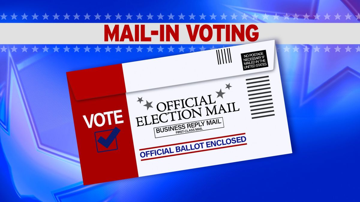 Poll: Most voters favor letting everyone vote by mail