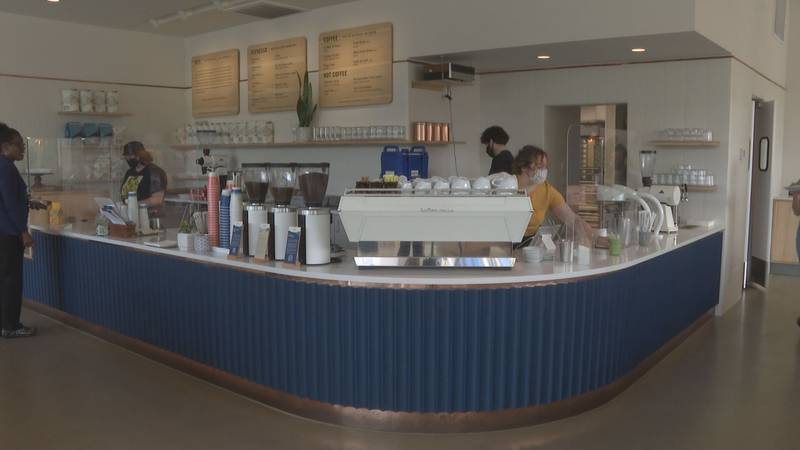 Events coming back to downtown Madison gave Wonderstate Coffee it's best day of revenue since...