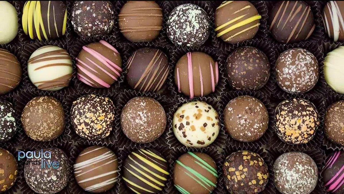 Lago's: Chocolate Truffles shot