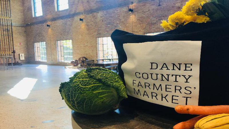 The Dane County Farmers' Market will have its Late Winter Market at the Garver Feed Mill for...