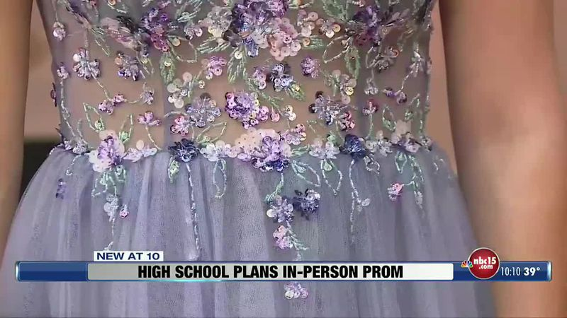The Juda School District typically holds only a junior prom, but this year, they invited...