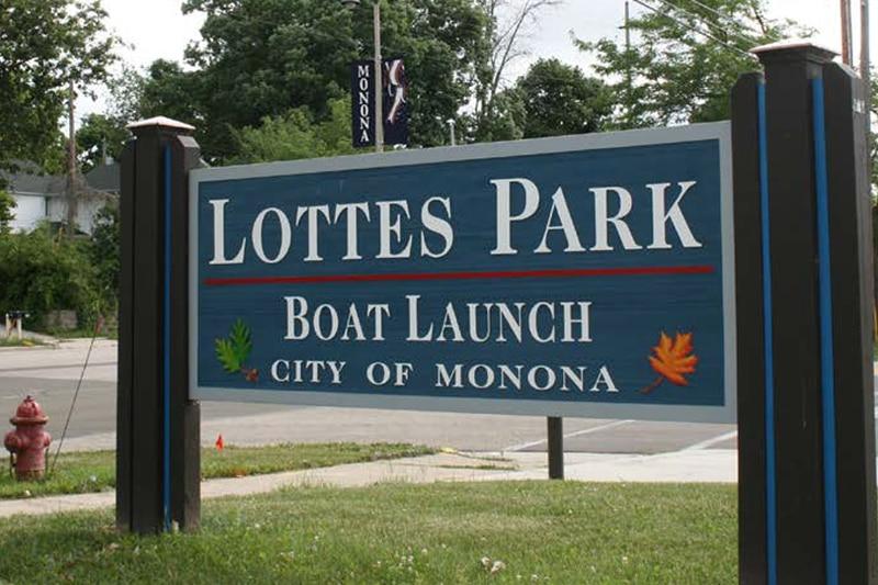 Lottes Park, in Monona
