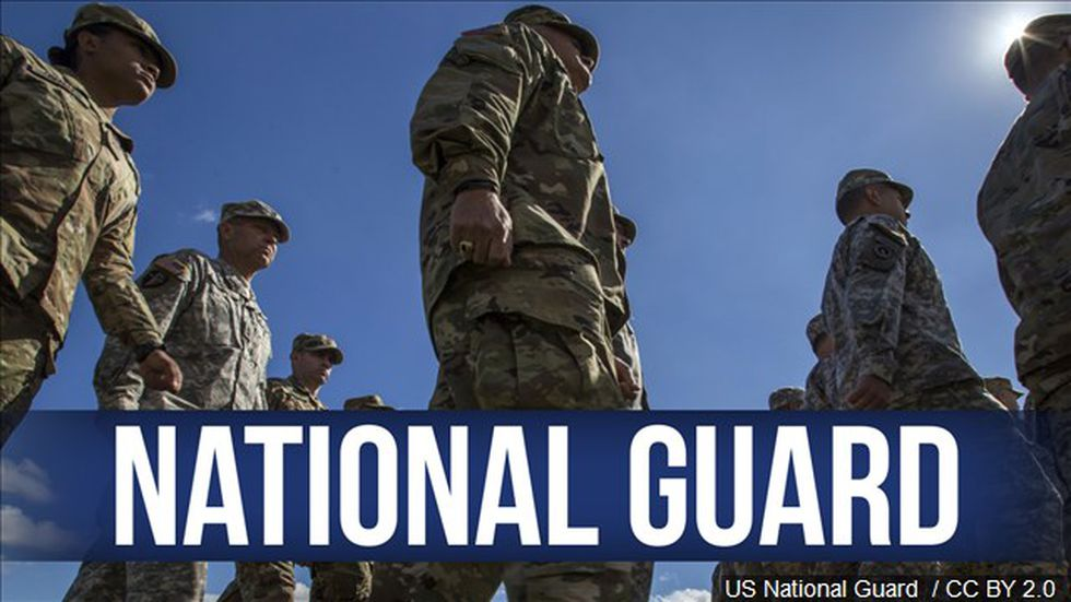 """Wisconsin National Guard """"Red Arrow"""" soldiers return to U.S. after Afghanistan deployment"""