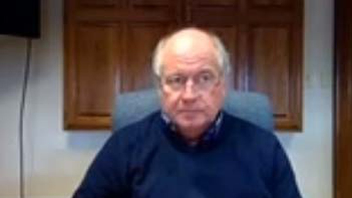 Fred Prehn appears at May 26, 2021 Natural Resources Board Meeting