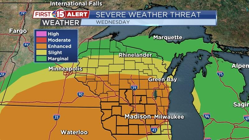 Severe Storm Threat