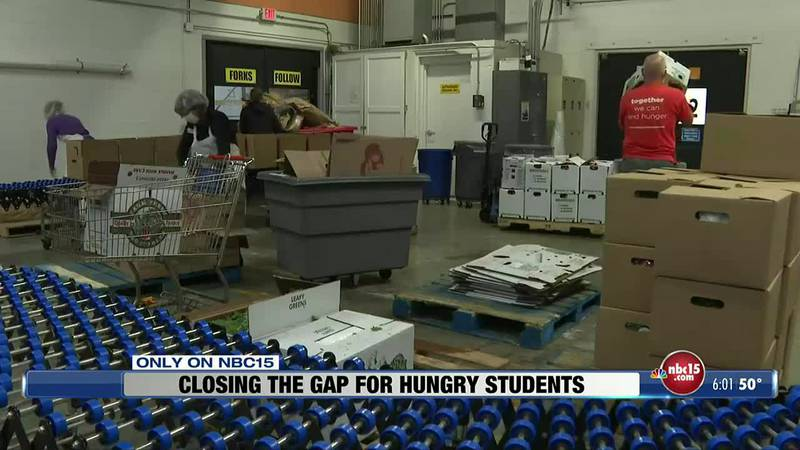 MMSD, Second Harvest Foodbank work to close the gap on hunger