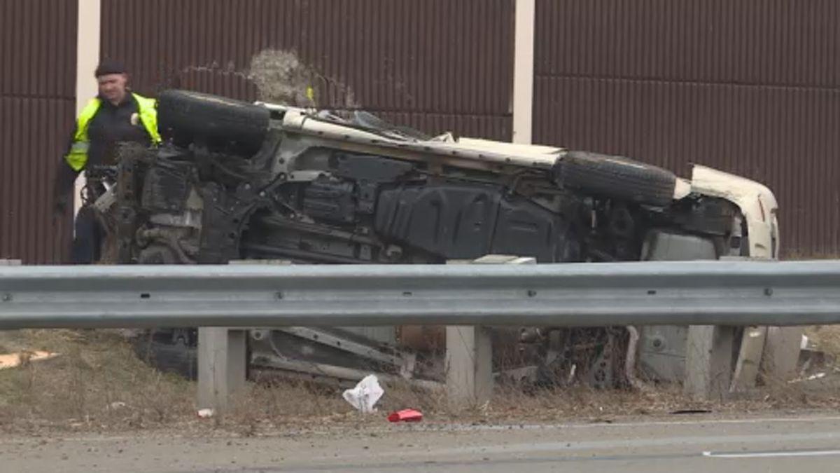 Driver Killed In Rollover Beltline Crash Identified