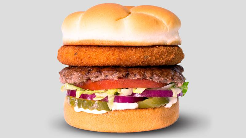 Culver's to release a CurderBurger on October 15, 2021.