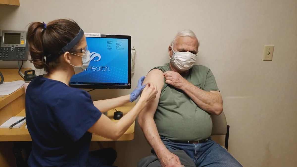 People in eligible groups are still struggling to get a first dose of the COVID-19 vaccine.
