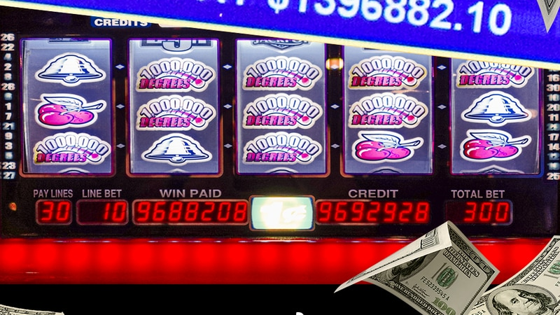 A Madison resident won a $1.3 million payout after putting in a $3 bet at Ho-Chunk Gaming...