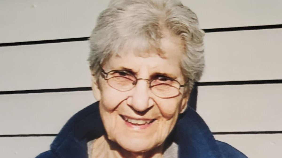 The Wisconsin Dept. of Justice has issued a Silver Alert for Agnes Leubner.